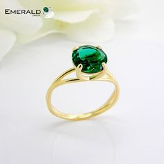 Emeralds make quite the statement. Pick from our range of elegant Emerald Rings to enhance any occasion.  #emerald #emeraldgemstone #ring #ringstack #jewelery #socialmedia #fashion #love #cute #beautiful #stylish Emerald Jewelry, Gold Jewelry, Emerald Rings, Emerald Gemstone, Jewelery, Gemstone Engagement Rings, Gemstone Rings, May Birthstone Rings, Mother Rings