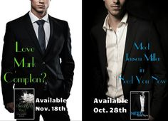 Two upcoming releases! Need You Now (Shattered Promises #1) out 10/28; I Belong to You (Inside Out #5) out 11/18 https://www.facebook.com/AuthorLisaReneeJones/photos/p.384963831651928/384963831651928/?type=1