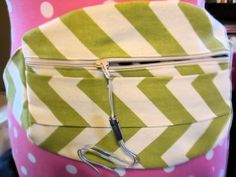 Chevron Fanny Pack/Bum Bag for the Free Spirited by ClemmieVs, $15.00