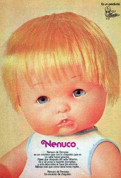 Muñeco Nenuco de Famosa
