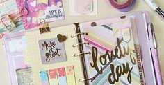 Super Ideas Planner Organization Supplies Kikki K Kikki K Planner, Cute Planner, Happy Planner, Prima Planner, Perfect Planner, Planner Stickers, Printable Planner, Filofax Domino, Planner Bullet Journal