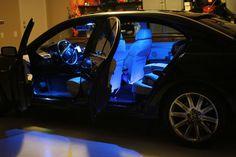 578 LED Boat And RV Light Bulb   9 LED Festoon   44mm
