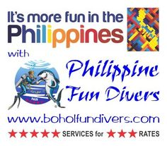 Scuba Diving With Philippine Fun Divers in Panglao Island, Bohol, Philippines
