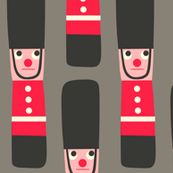 tin solider  fabric by heidikenney, click to purchase