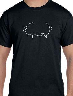 Cool Pig Men's T-Shirt
