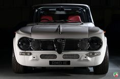 Alfaholics heeft de Giulia Ti Super R klaar!   Alfaspeed.nl - Giulia, GT, Spider en 105
