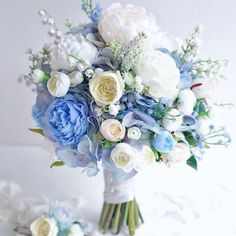 Brautsträuße Hochzeit Bridal bouquet Outdoor Trash Cans and Ash Bins Article Body: For any hotel or Prom Flowers, Blue Wedding Flowers, Bridal Flowers, Blue Wedding Bouquets, Boquette Flowers, Blue Weddings, Purple Wedding, Bridal Bouquet Blue, Bride Bouquets