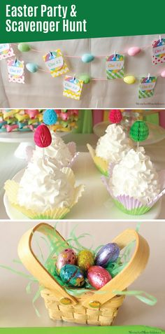 There's so many fun things to love about spring. Why not celebrate with this Easter party and scavenger hunt? With plenty of yummy recipes and colorful DIY decorations to choose from, this party is sure to be a hit. When you're making your to-do list for this festive spring party, be sure you remember to stock up on DependⓇ FIT-FLEXⓇ Underwear. Their comfortable fit and reliable coverage will protect you against bladder leaks so you can enjoy your party.