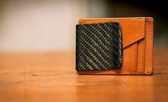 RCFibers Carbon Fiber D15 Wallet ...