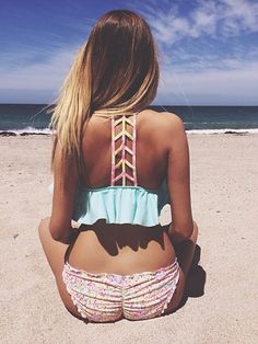 Great back design [ HGNJShoppingMall.com ] #bathingsuit