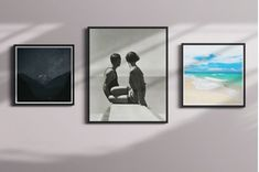 The scientifically best way to create a photo gallery wall Black Chalkboard, Wall Ideas, Apartment Ideas, Layouts, Photo Galleries, Gallery Wall, Science, Popular, Embroidery