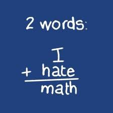 My Kid Hates Maths - Now What?