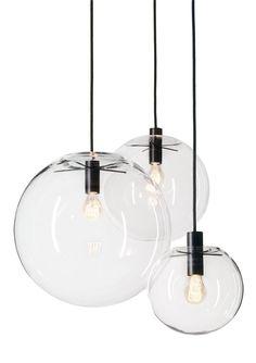 Nordic Pendant Lights Globe Chrome Lamp Glass Ball Pendant Lamp Lustre Suspension Kitchen Light Fixture Indoor Home Lighting Globe Pendant Light, Pendant Light Fixtures, Pendant Lighting, Pendant Lamps, Ceiling Fixtures, Lustre Globe, Glass Ball, Lamp Light, Chandeliers