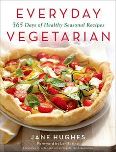 An increasing number of people are turning to vegetarianism, embracing the many health benefits inherent in a plant-focused diet and discovering how delicious it can be. Everyday Vegetarian provides y