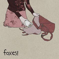 Foxes! - Foxes!