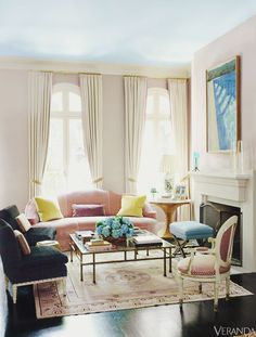 {décor inspiration | a chic townhouse in chicago : by ruthie sommers} - {this is glamorous}