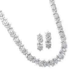 wedding jewelry for the bride | Wedding Jewelry Designs > For the Bride > Bridal Jewelry Sets > CZ ...