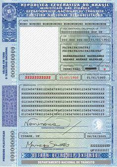 Carteira Nacional de Habilitação (CNH), quais são os procedimentos para adquirir a carteira de habilitação  A Carteira Nacional de Habilitação (CNH), também conhecida como carta/carteira de motorista, carta/carteira de habilitação ou, simplesmente, carta, carteira ou habilitação, é o nome dado ao documento oficial que, no Brasil, atesta a aptidão de um cidadão para conduzir veículos automotores terrestres.