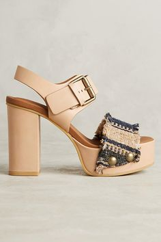 Slide View: 2: See by Chloe Maya Tapestry Sandals