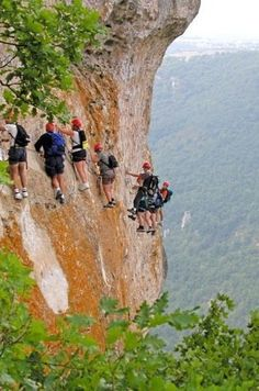 Via Ferrata, Italy and Austria | 19 Hikes That Should Never Make Your Bucket List