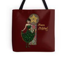 #Holidays #Christmas #ToteBag