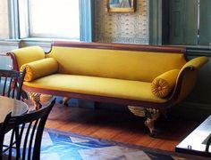 lindo sofá!