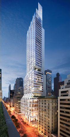 425 Park Avenue, New York (Norman Foster)
