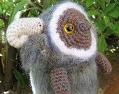 Cute!  So many cute crochet creatures on this site!