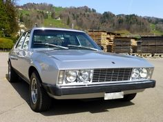 Learn more about Never Seen One: 1979 Monteverdi Sierra on Bring a Trailer, the home of the best vintage and classic cars online. Swiss Cars, Veteran Car, Steyr, Collector Cars For Sale, Classic Cars Online, Old Cars, Fiat, Cars Motorcycles, Automobile