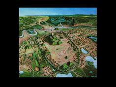 24.Central Cahokia, East St. Louis Illinois, Mississippi Culture, 1150 CE