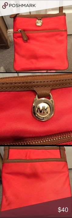 7452d80cddd Reposhing! Perfect color for Spring 🌺 Only used a few times! Lots of room. Michael  Kors ...