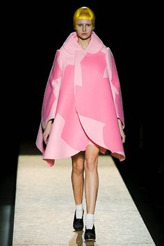 Comme des Garcons Fall 2012 RTW