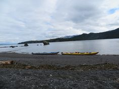 Kayaking in June in Kachemak Bay out of Homer, Alaska. Photo: Brianna Gordon.  Love loved this!