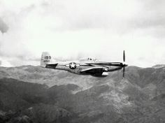 F-6K of 118°TRS, 23°FG over China, 1945.