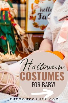 Need ideas for perfect baby Halloween costumes? From newborn to 1 year, these cute baby boy and baby girl costumes are perfect for your baby's first Halloween. Koala Costume, Giraffe Costume, Little Girl Costumes, Baby Costumes, Cute Halloween Costumes, Halloween Ideas, Toddler Routine, Baby First Halloween, Baby Activities