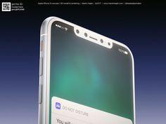 iPhone 8 renders