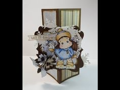 Serie de tarjetas num. 9:Decorative Corner Card - YouTube