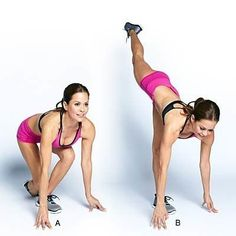 Looking to boost your booty a bit? Try this killer workout from TV host Brooke…