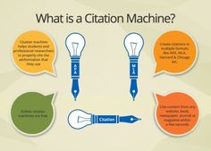 free cse citation machine