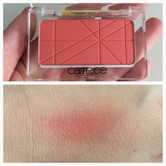 Make-up and Fashion Obsession: Review: Catrice Defining Blush 030 Love&Peach