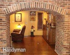 Man Cave Ideas - Article | The Family Handyman