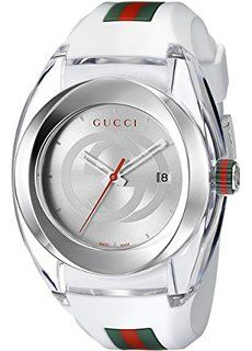 4e071e2dde3 Gucci Sync Watch Stainless Steel L YA137302 with Swiss ETA Quartz Movement  NEW  Gucci Best