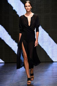 New York Fashion Week SS 2015 Donna Karan