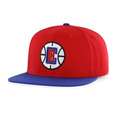hot sale online e6b41 55dbd NBA Men s Snapback Hat - Los Angeles Clippers Team Logo Design, Nba Los  Angeles,