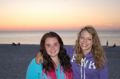 In Cape Cod over the summer with my friend Vada