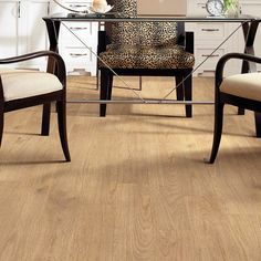 "Urbanality 20 6"" x 36"" x 2.5mm Luxury Vinyl Plank in City Center"