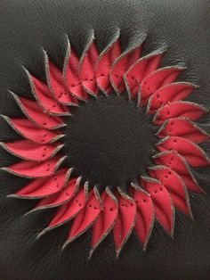 Leather manipulation: