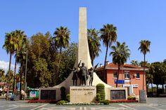 lauluni sadepäivän varalle: Presidentti Atatürkin patsas #alanya #turkki #turkey #travel