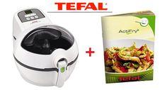 ¡Chollo! Freidora Tefal Actifry Express Snacking   Libro de recetas por 136.50 euros.