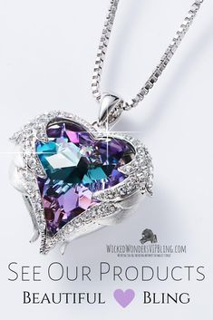 7ab70899d This Swarovski Crystal necklace sells elsewhere for $149.00! Get it here  for SO MUCH LESS